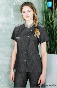 cf50381008 Gyártó/Forgalmazó: Giblor's Női farmerkabát fiatal chefeknek